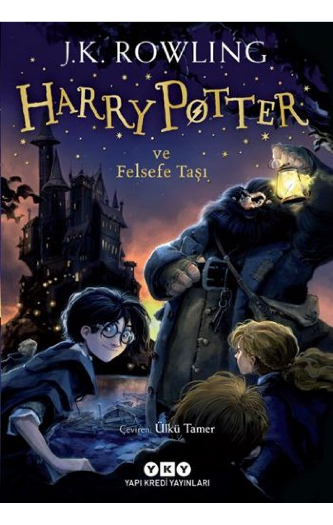 Harry Potter ve Felsefe Taşı - 1.Kitap