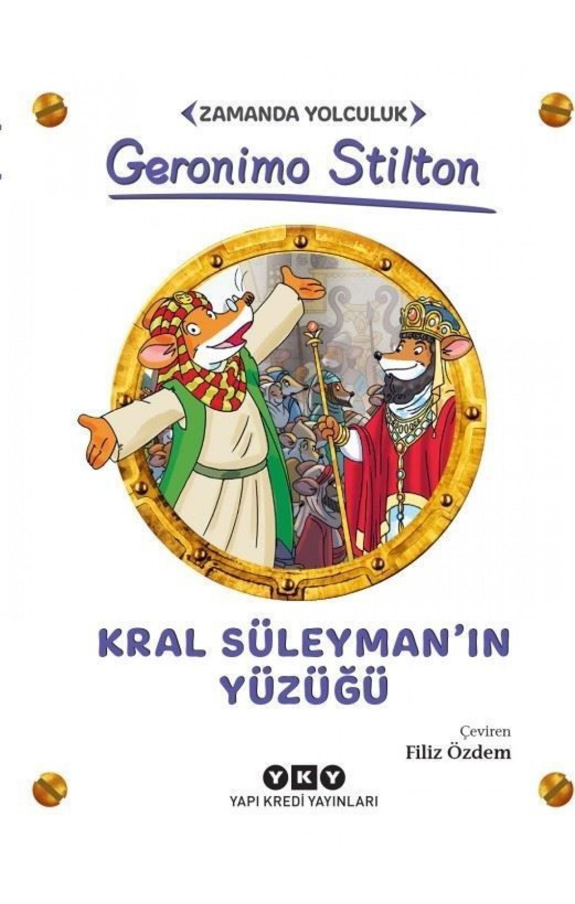 Kral Süleyman'ın Yüzüğü-Zamanda Yolculuk