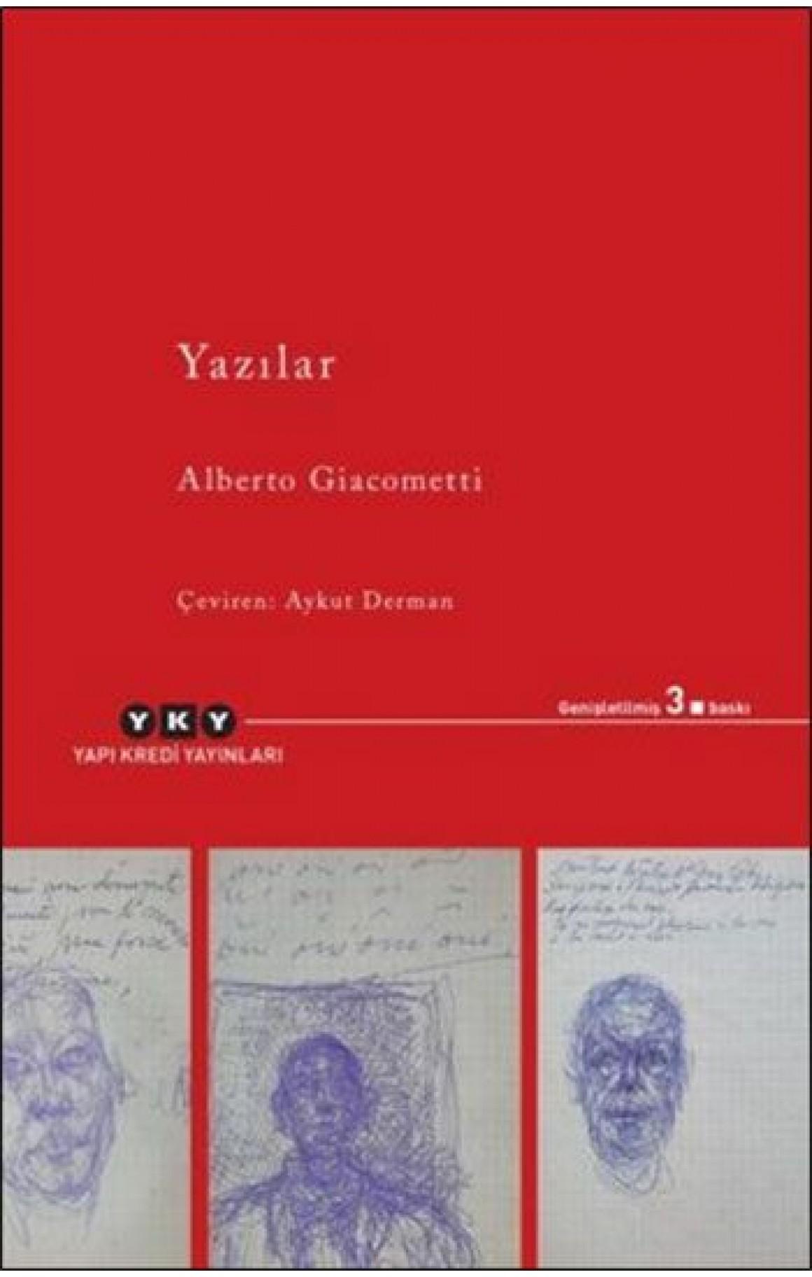 Yazılar - Giacometti