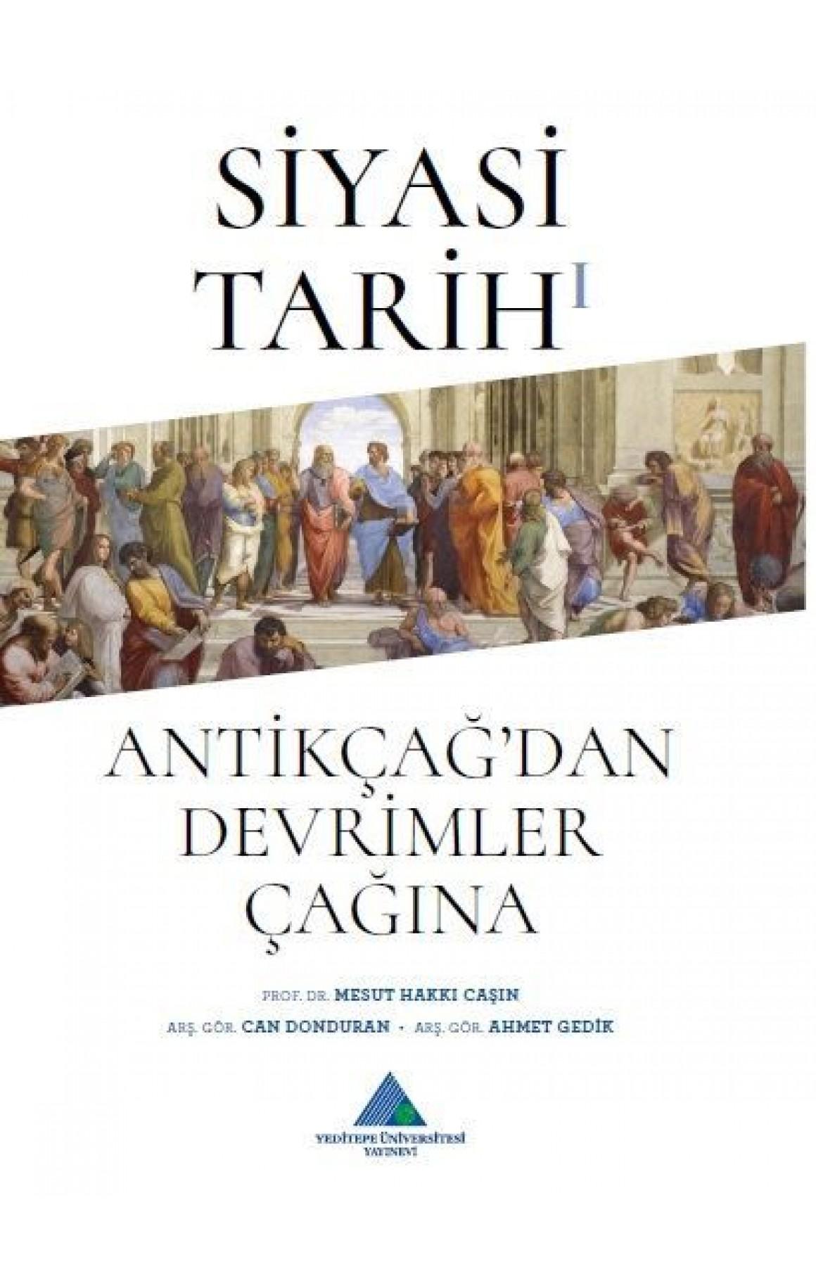 Siyasi Tarihi 1-Antikçağdan Devrimler Çağına