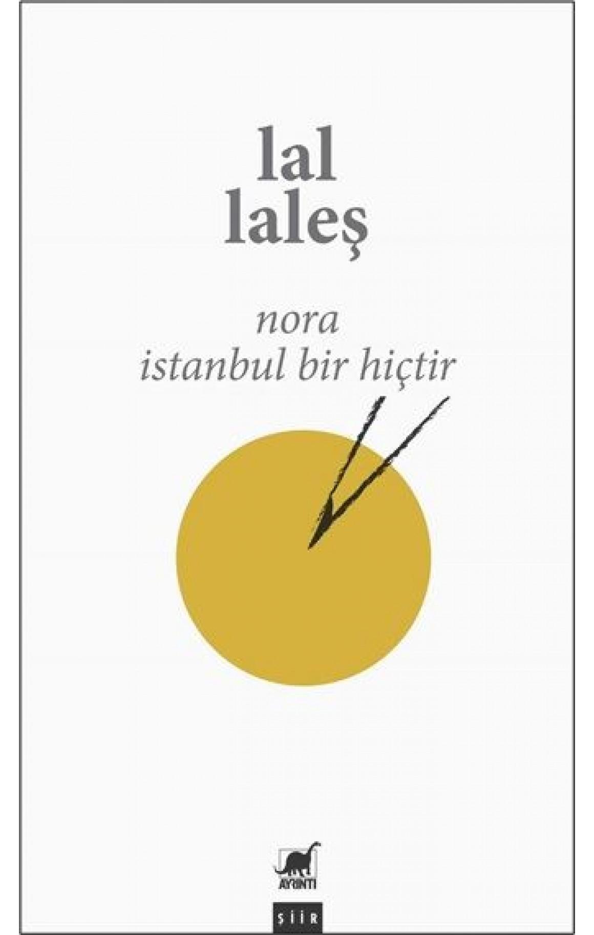 Nora İstanbul Bir Hiçtir