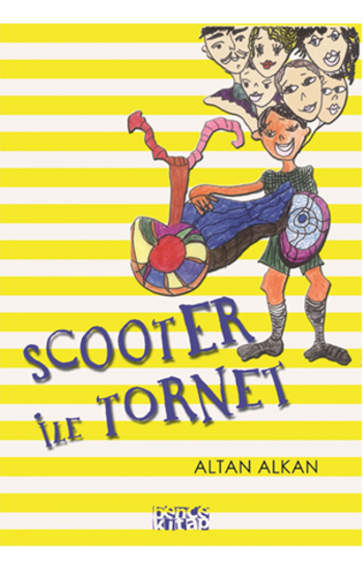 Scooter ile Tornet