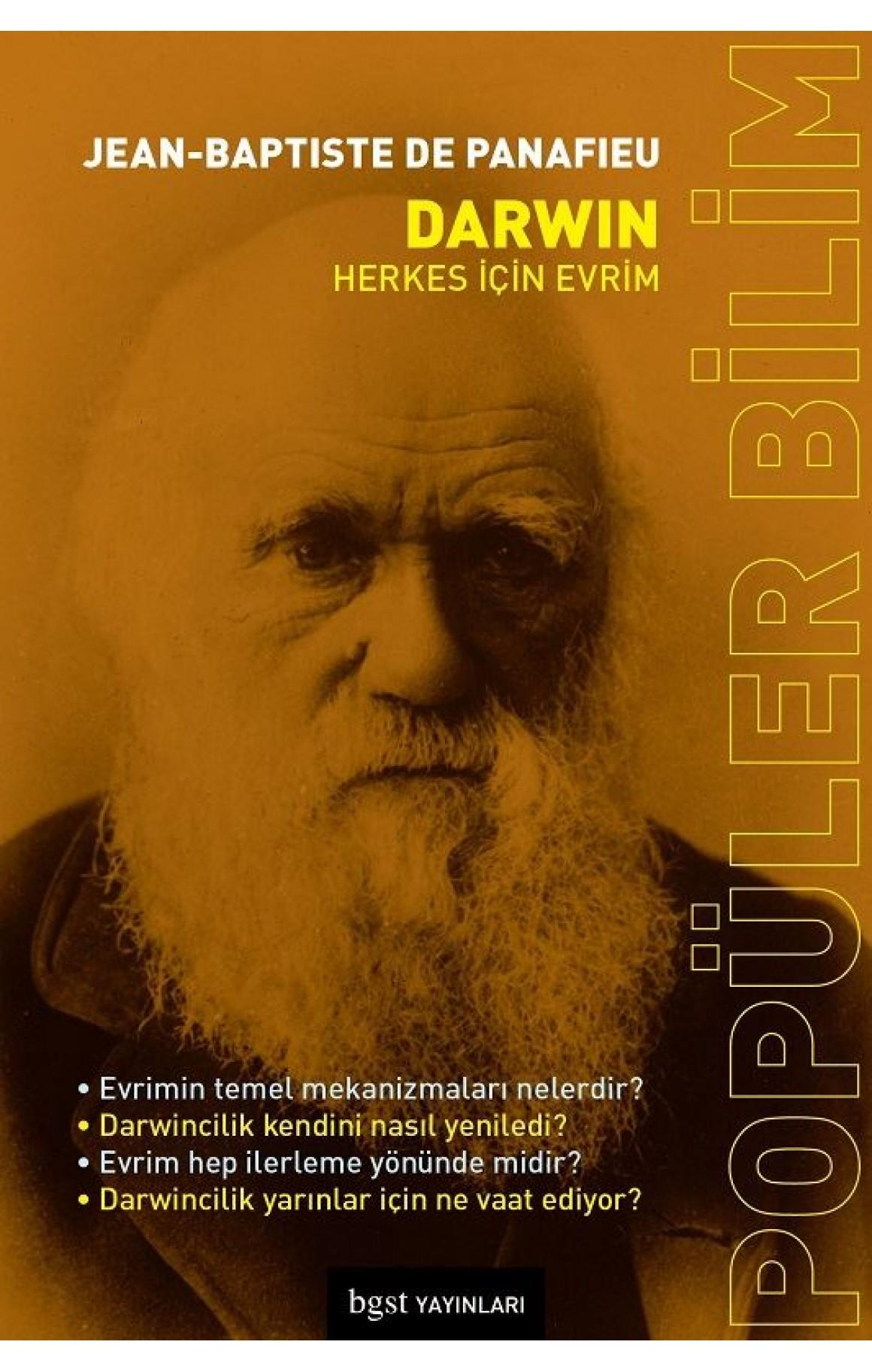 Darwin-Herkes için Evrim