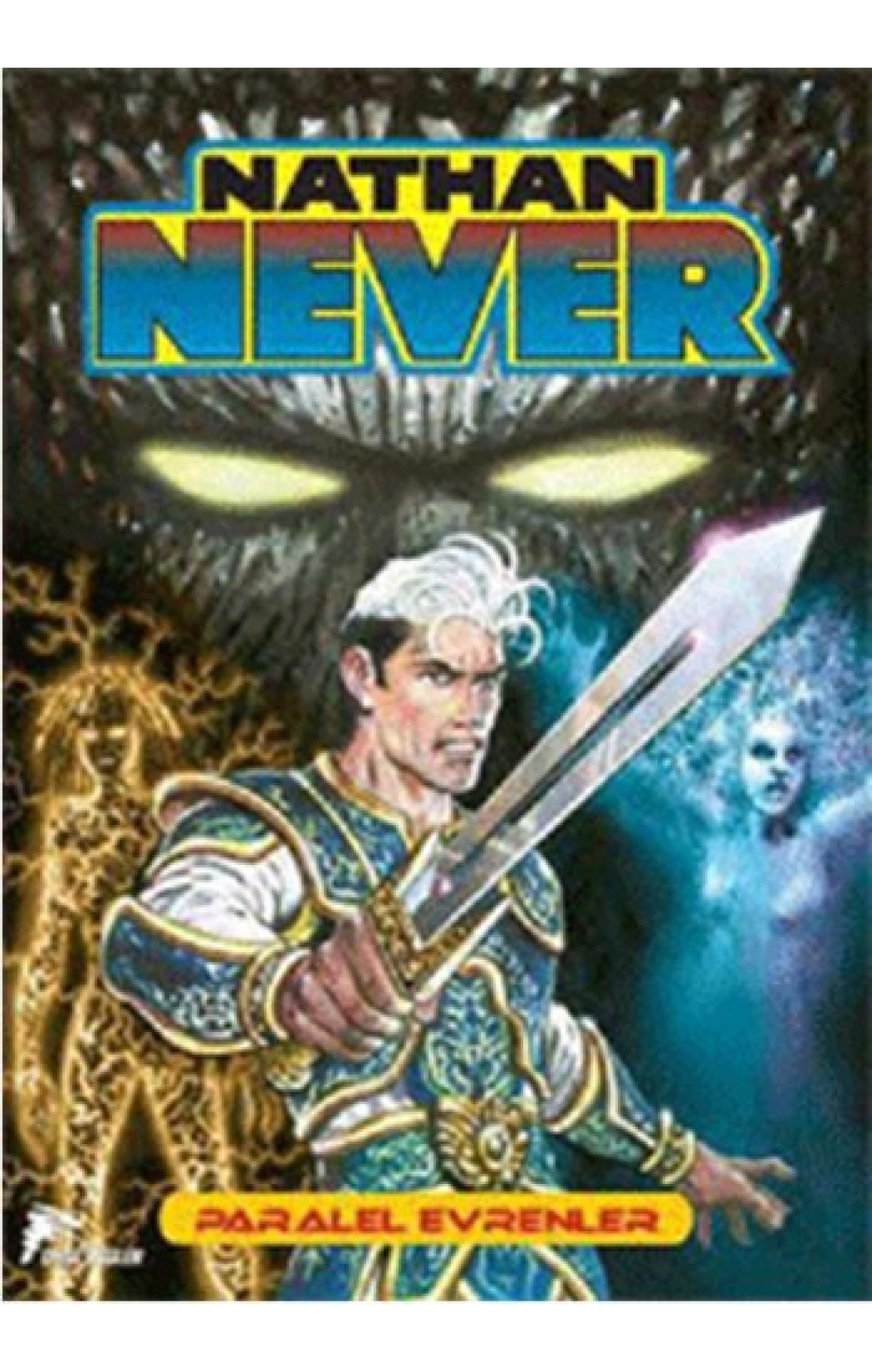 Nathan Never Dev Albüm 09 - Paralel Evrenler