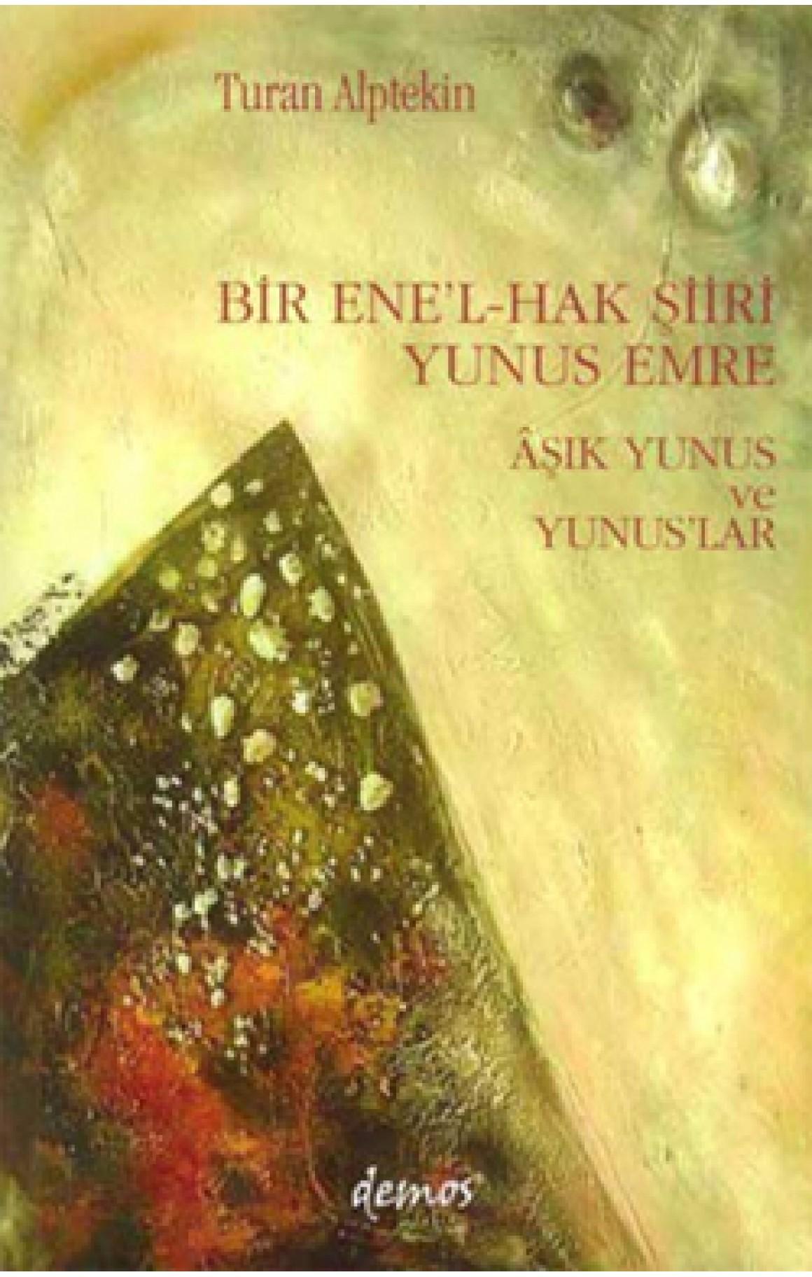 Bir Enel-Halk Şiiri Yunus Emre