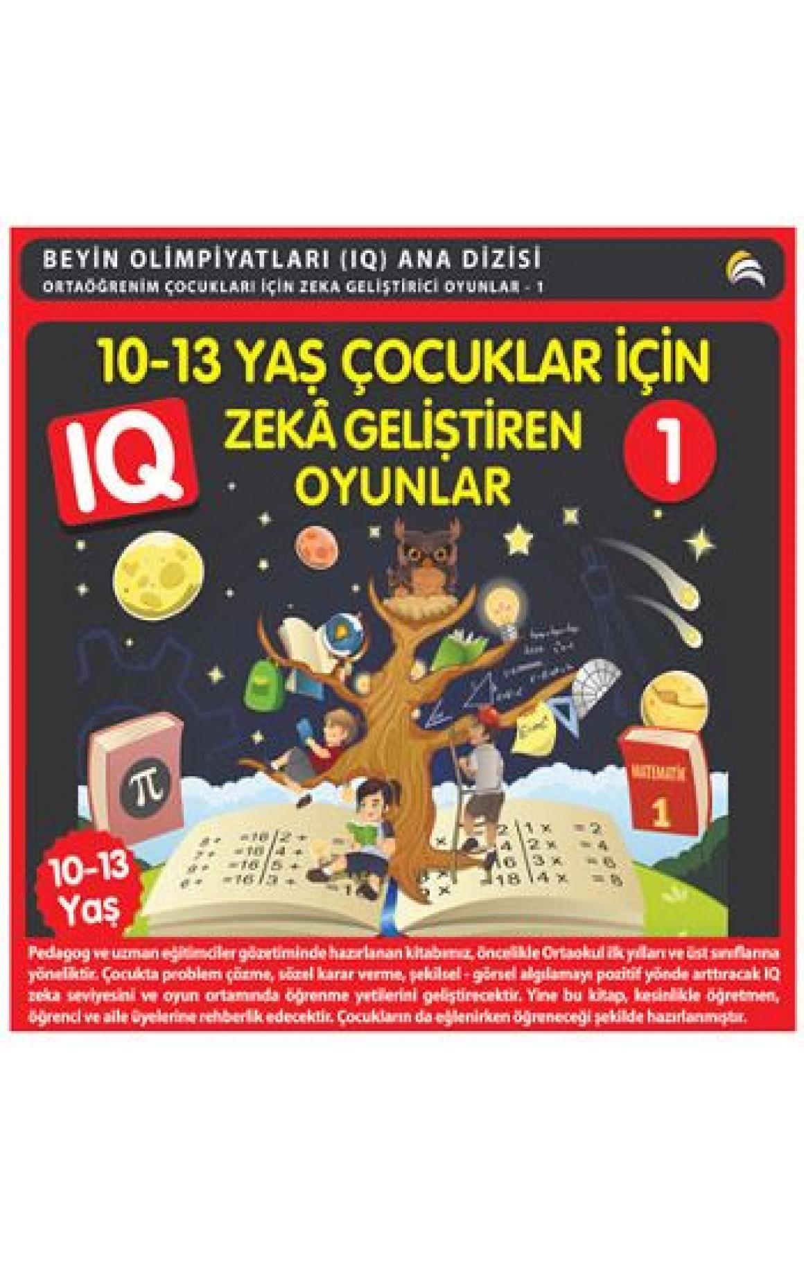 10-13 Yaş Çocuklar İçin Zeka Geliştiren Oyunlar 1
