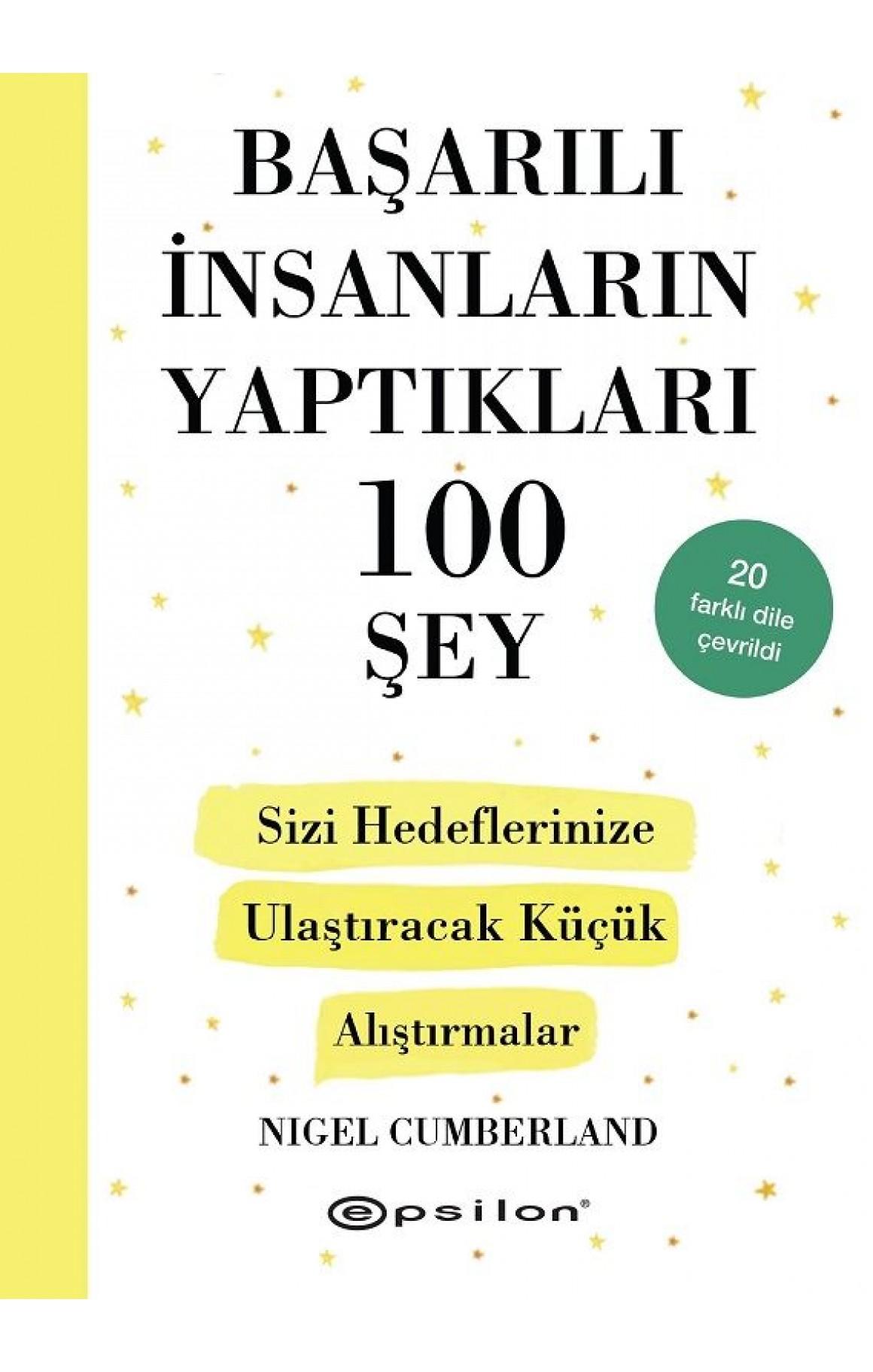 Başarılı İnsanların Yaptıkları 100 Şey