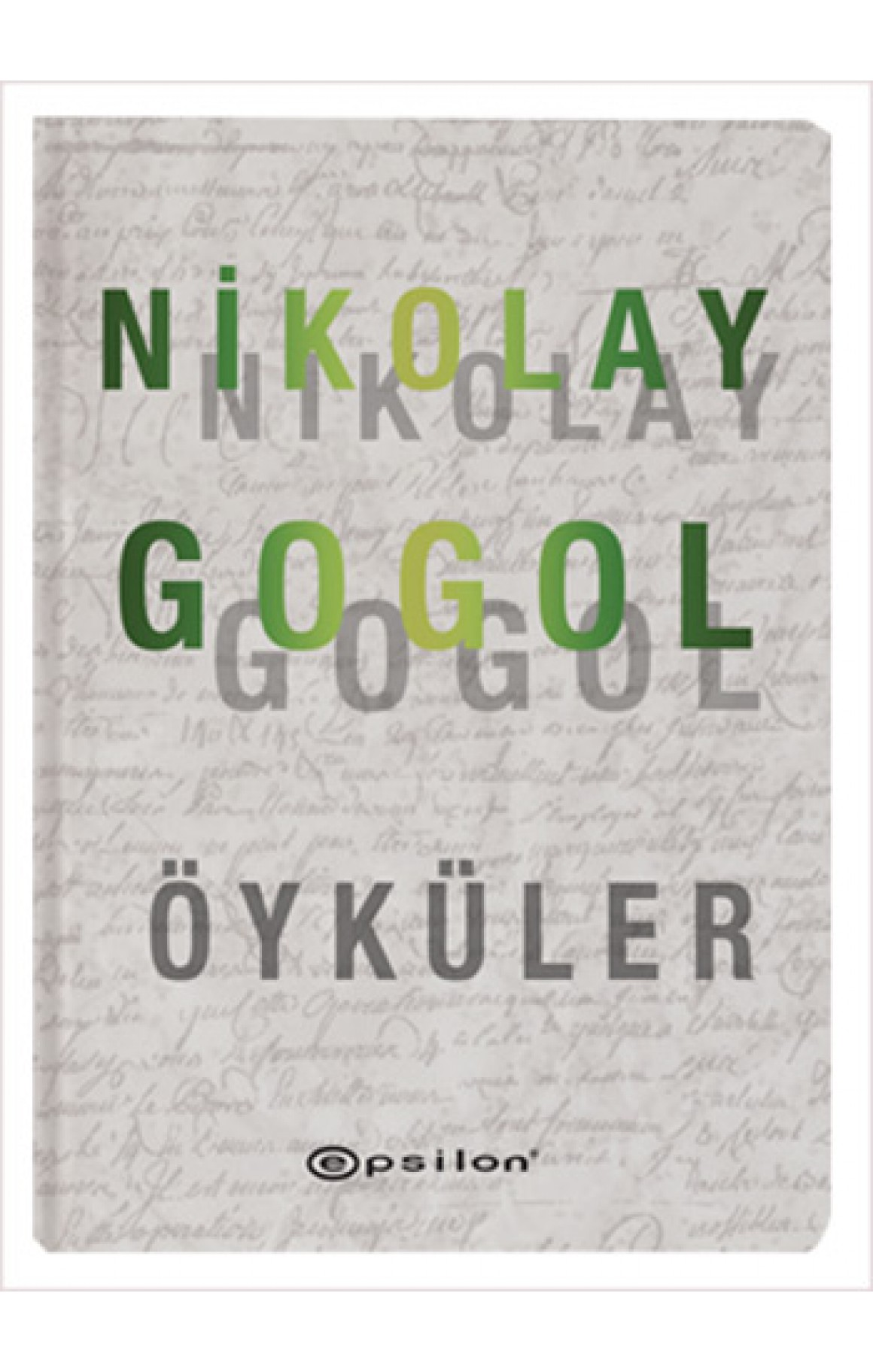 Nikolay Gogol-Öyküler-Ciltli Kitap
