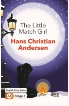 The Little Match Girl - English Story Series - A1 Stage 1