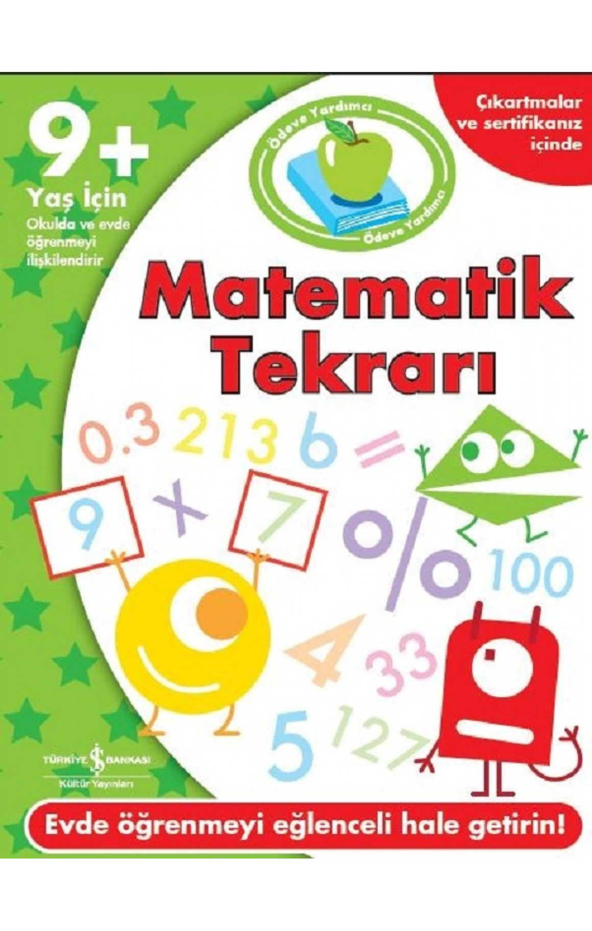 Ödeve Yardımcı Matematik Tekrarı 9+