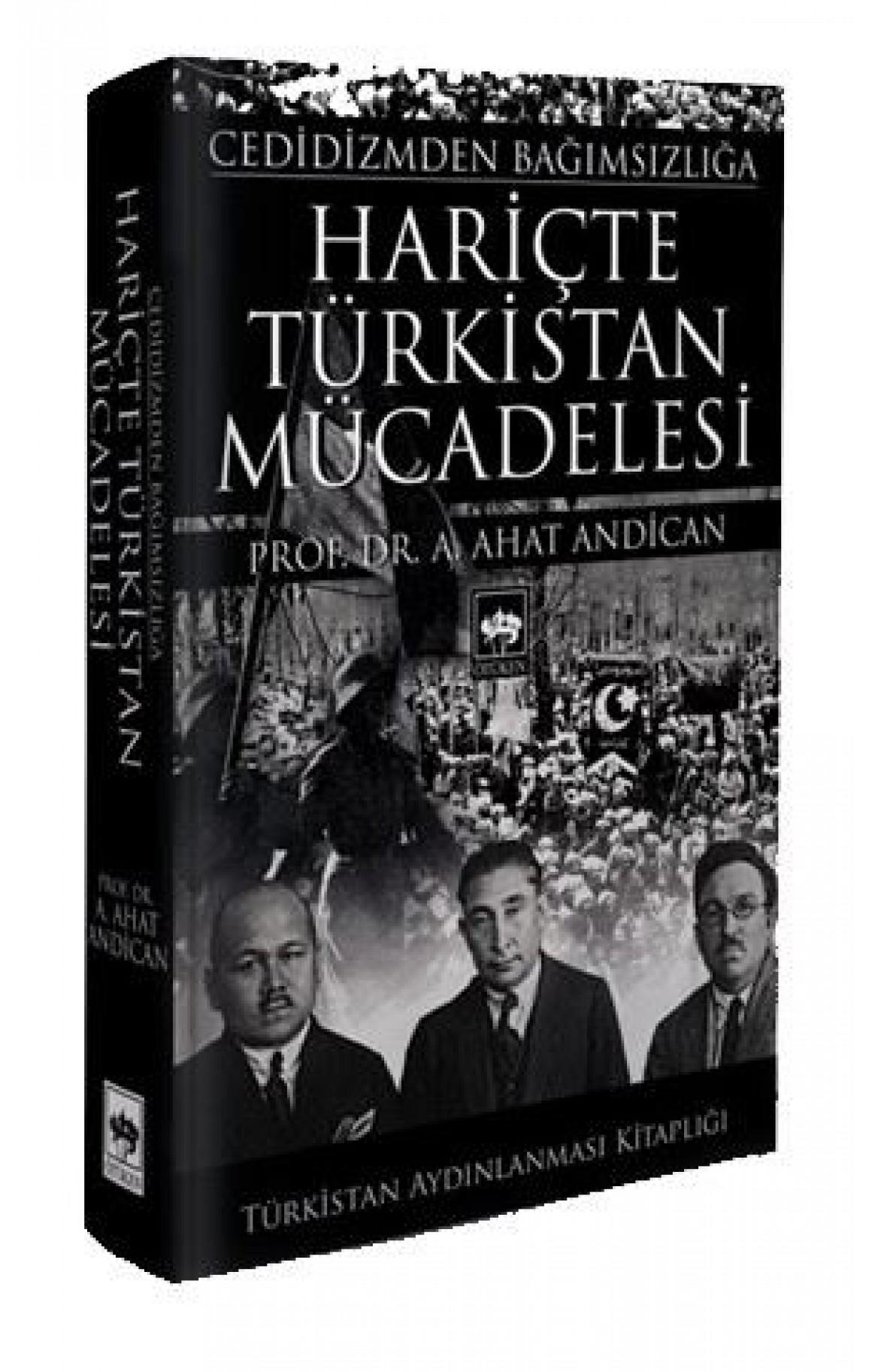 Hariçte Türkistan Mücadelesi-Ciltli