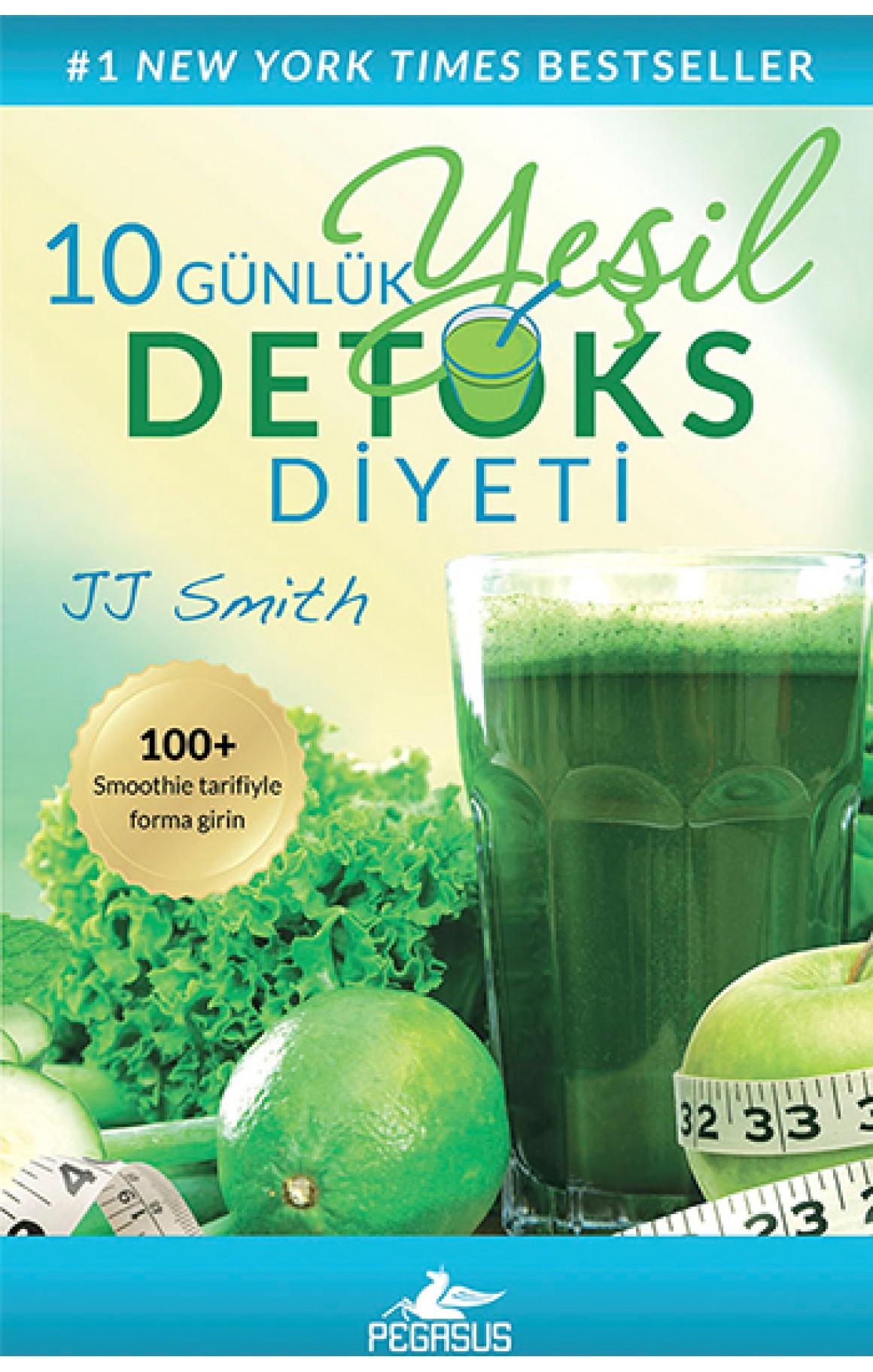 10 Günlük Yeşil Detoks Diyeti