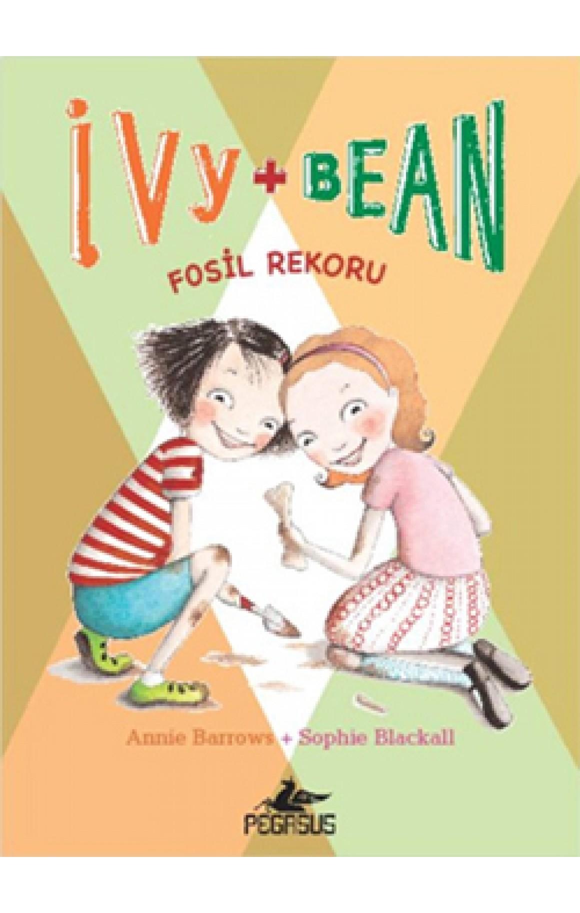 Ivy & Bean 3 - Fosil Rekoru