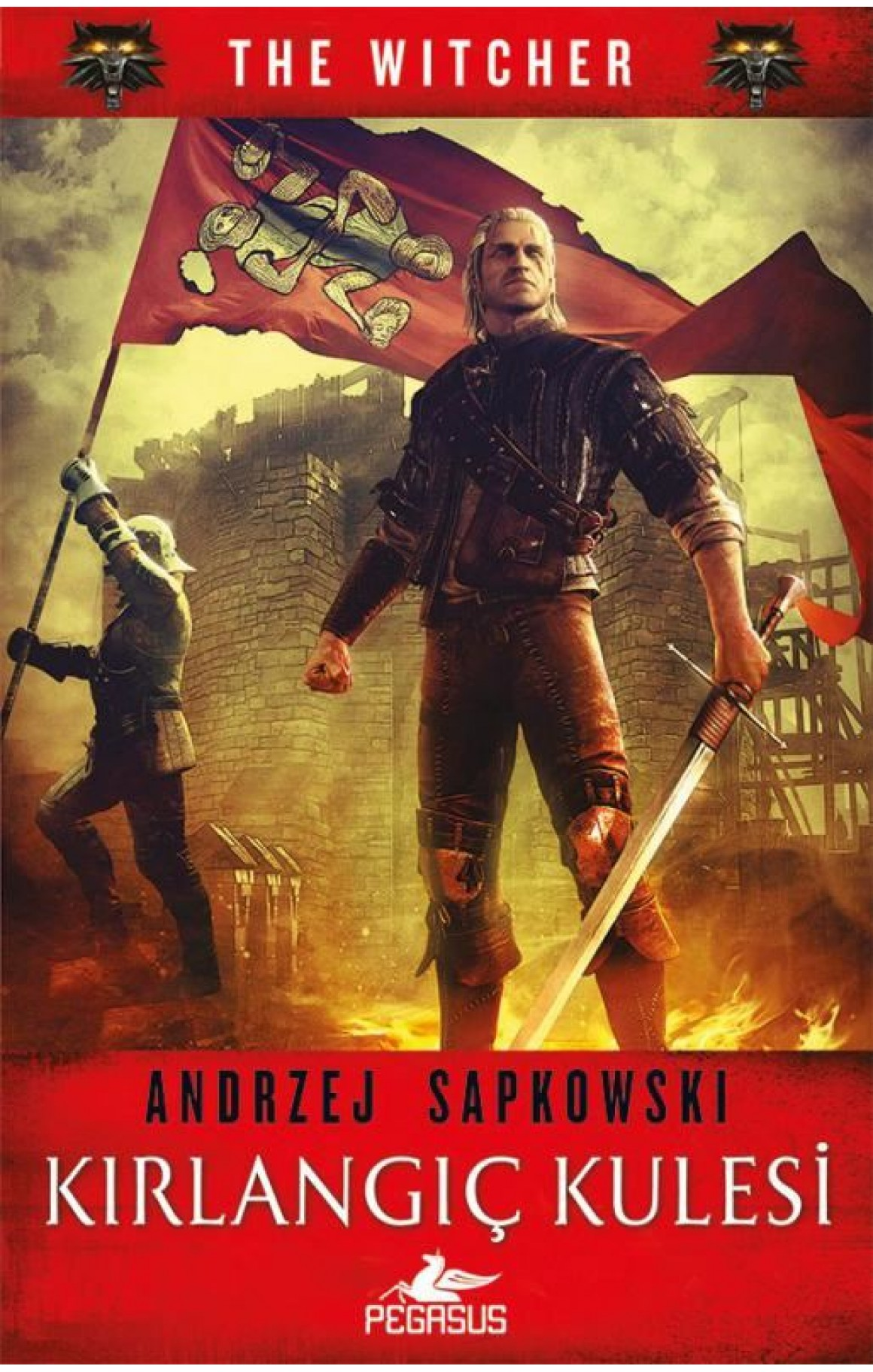 Kırlangıç Kulesi-The Witcher Serisi 6