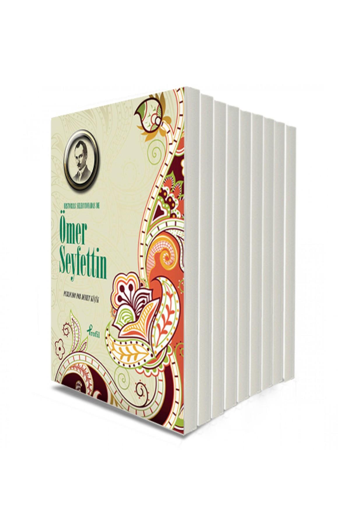 İspanyolca 100 Temel Eser Özetleri Seti-9 Kitap Takım
