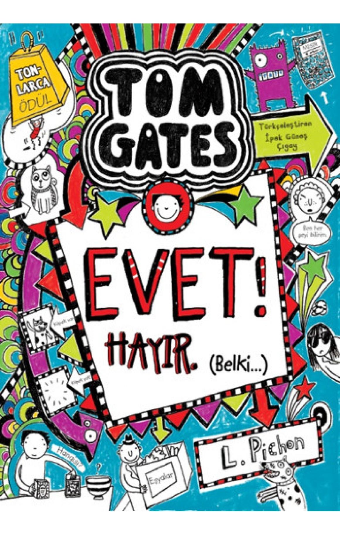 Tom Gates Evet Hayır - Belki