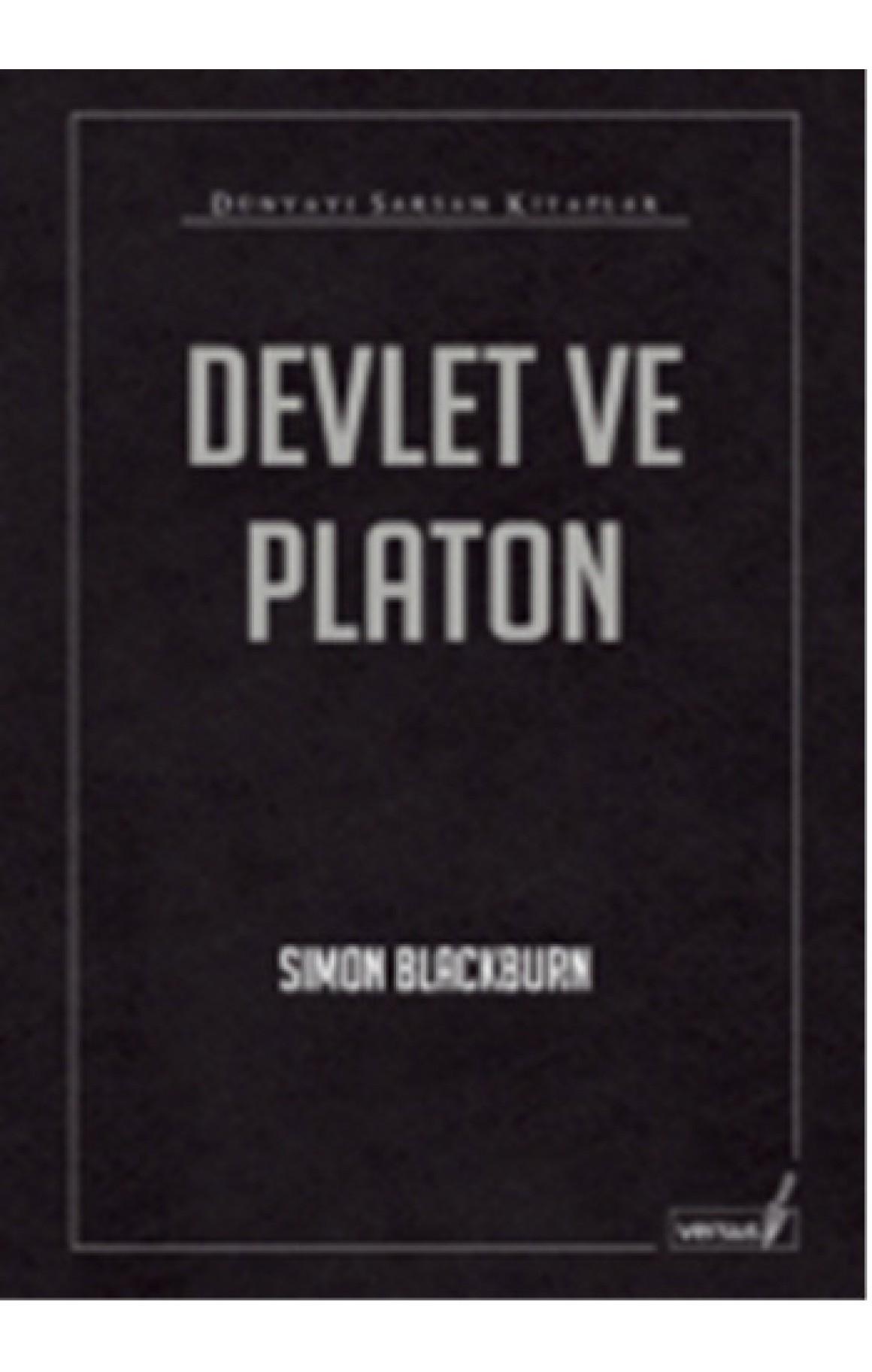 Devlet ve Platon