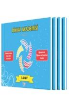 Dikkat Akademisi 3. Sınıf Seti (4 Kitap)