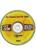 Kürtçe Dil Öğrenme CD'leri - CDyên Fêrbûna Zimanê Kurdî