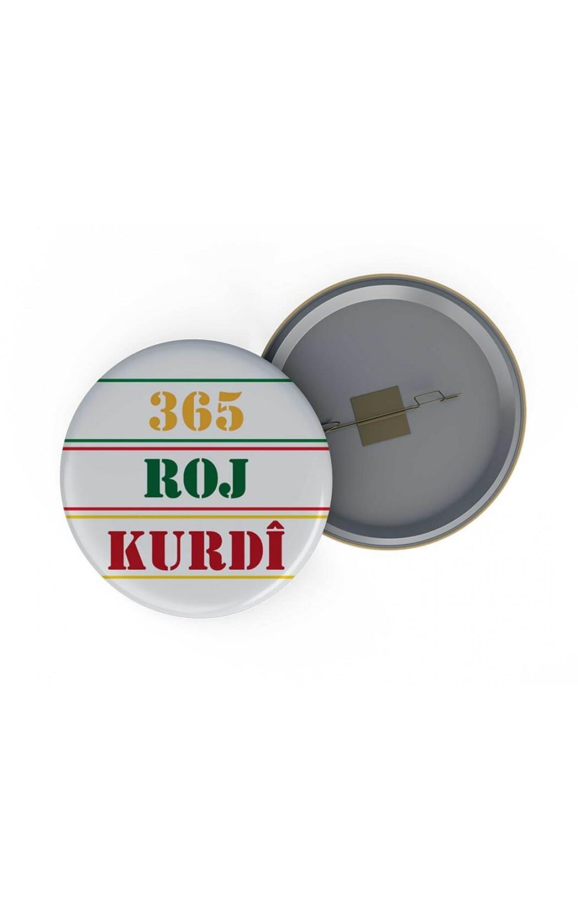 Rozet - 365 roj kurdî