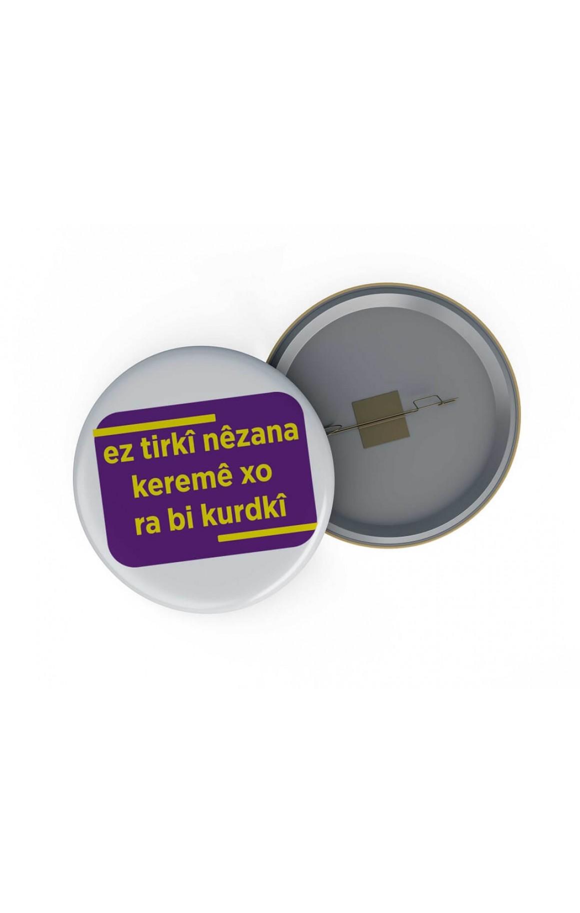 Rozet - ez tirkî nêzana keremê xo ra bi kurdkî