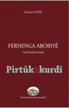 Ferhenga Aboriyê Tirkî-Îngîlîzî-Kurdî