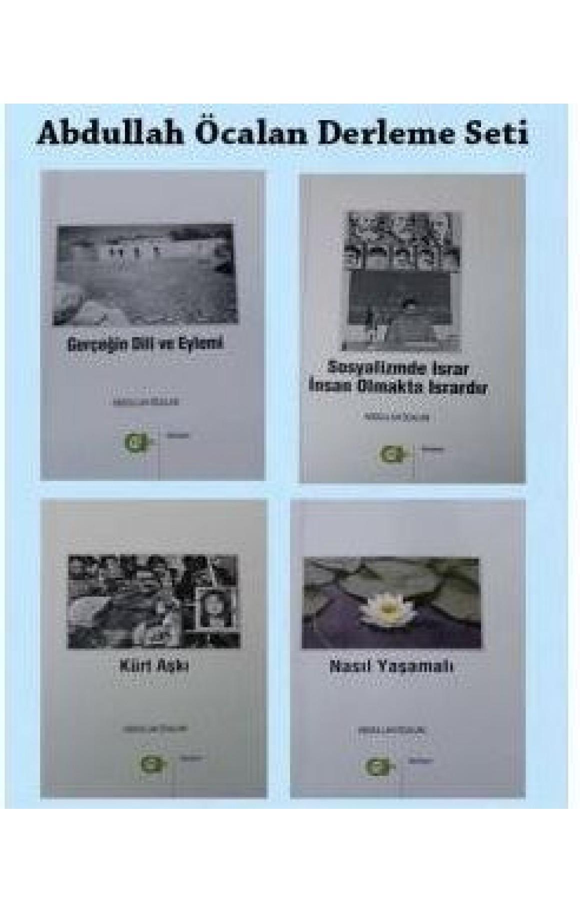 Abdullah Öcalan Derleme Seti