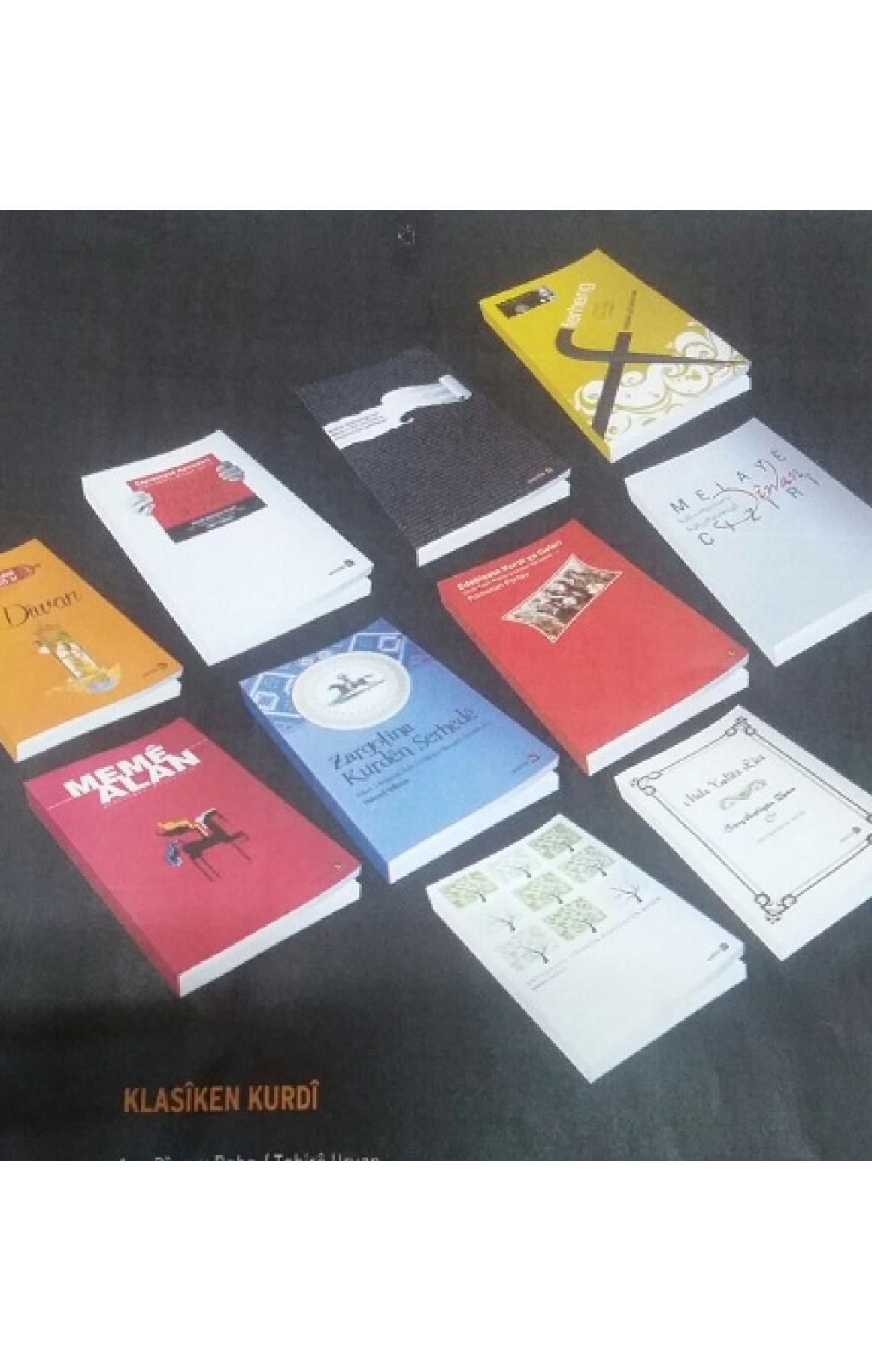 Avesta Yayınları Klasikên Kurdî Seti
