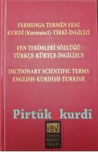 Ferhenga Termên Fenî - Fen Terimleri Sözlüğü