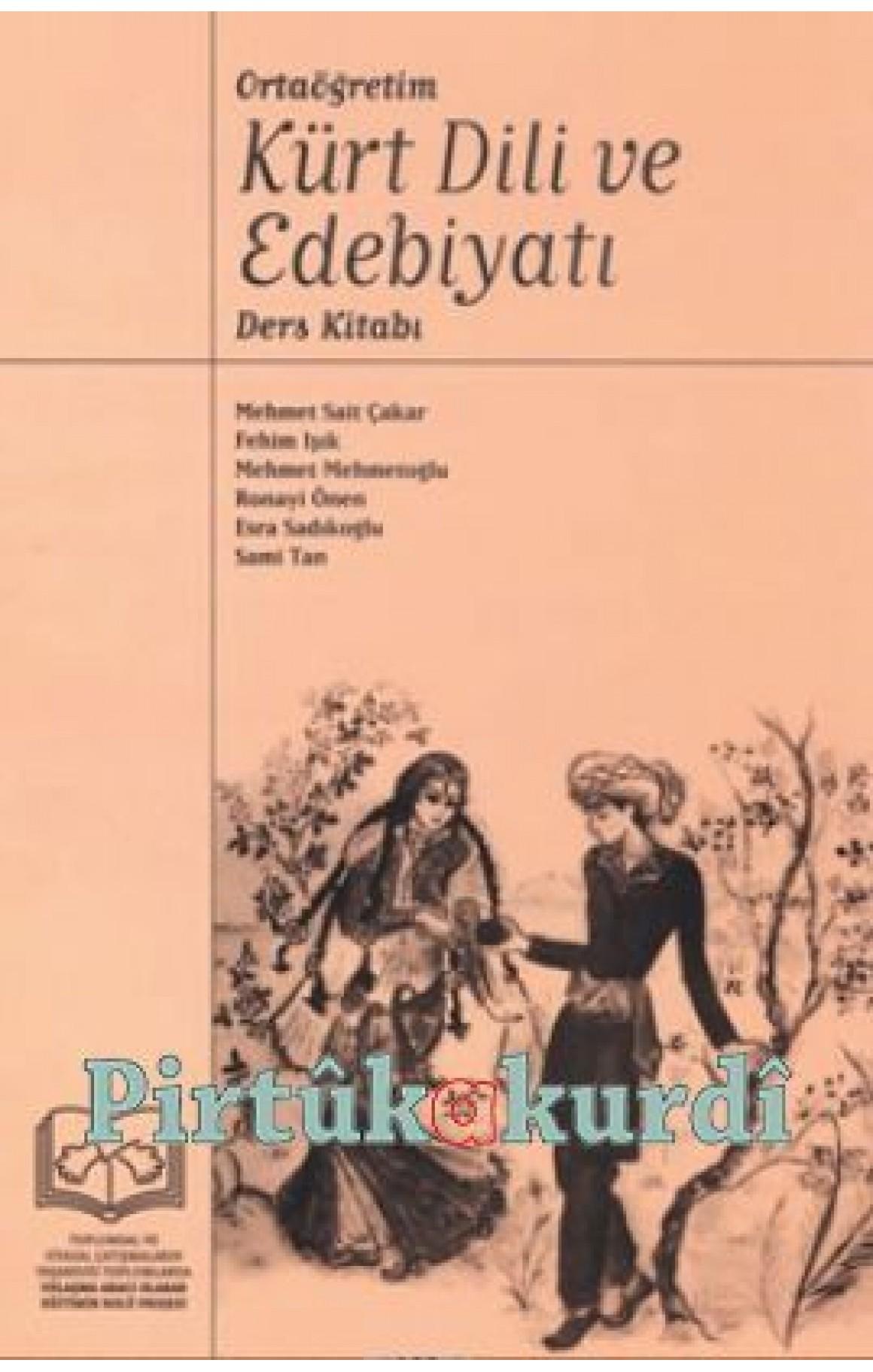Kürt Dili ve Edebiyatı Ders Kitabı