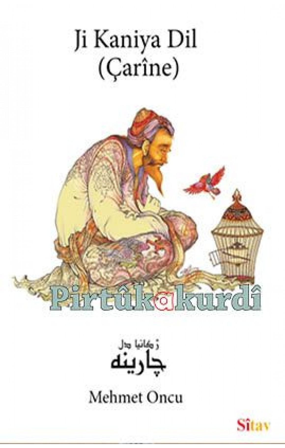 Ji Kaniya Dil - Çarîne  (CD li)