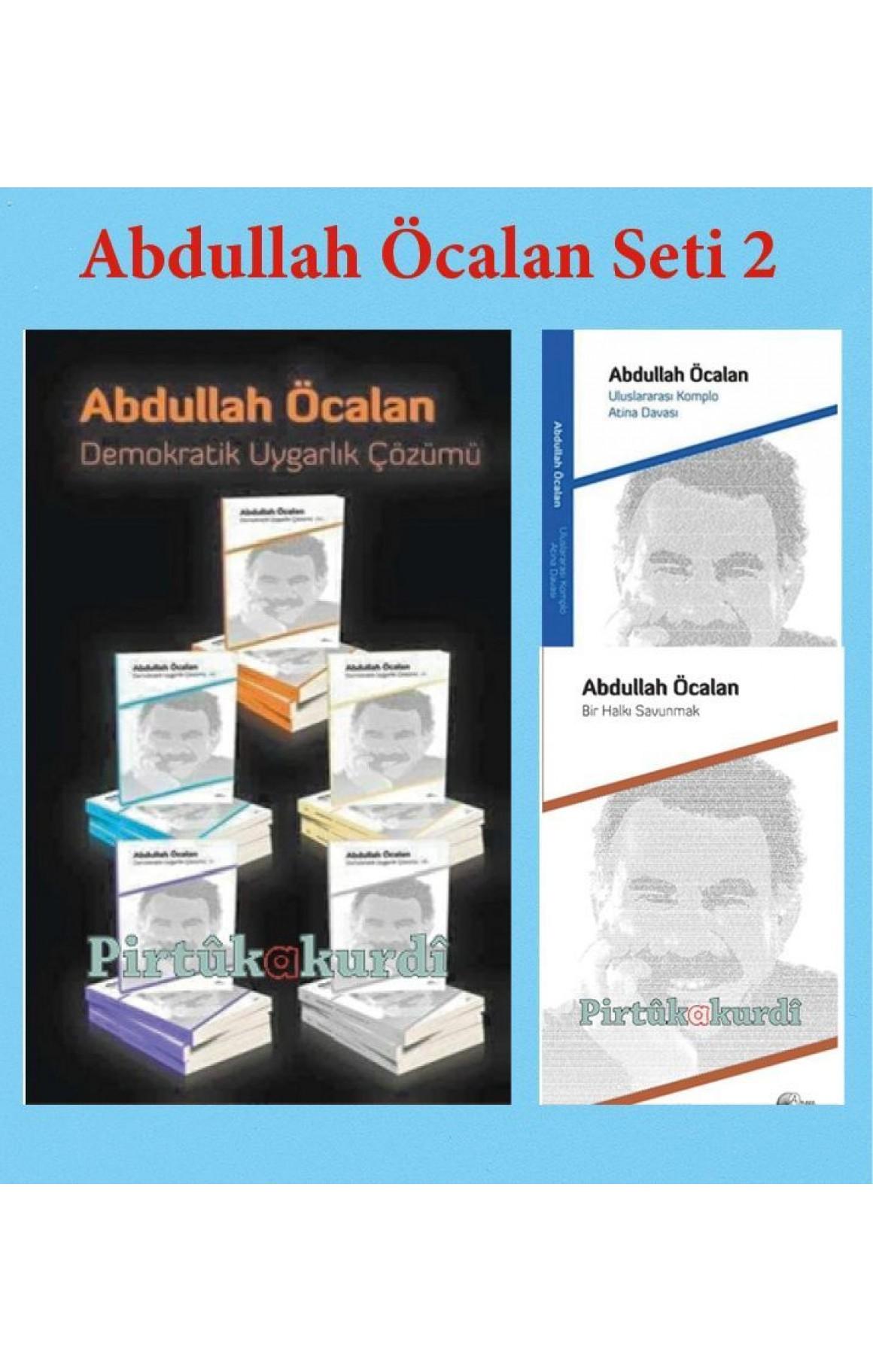Abdullah Öcalan Seti 2