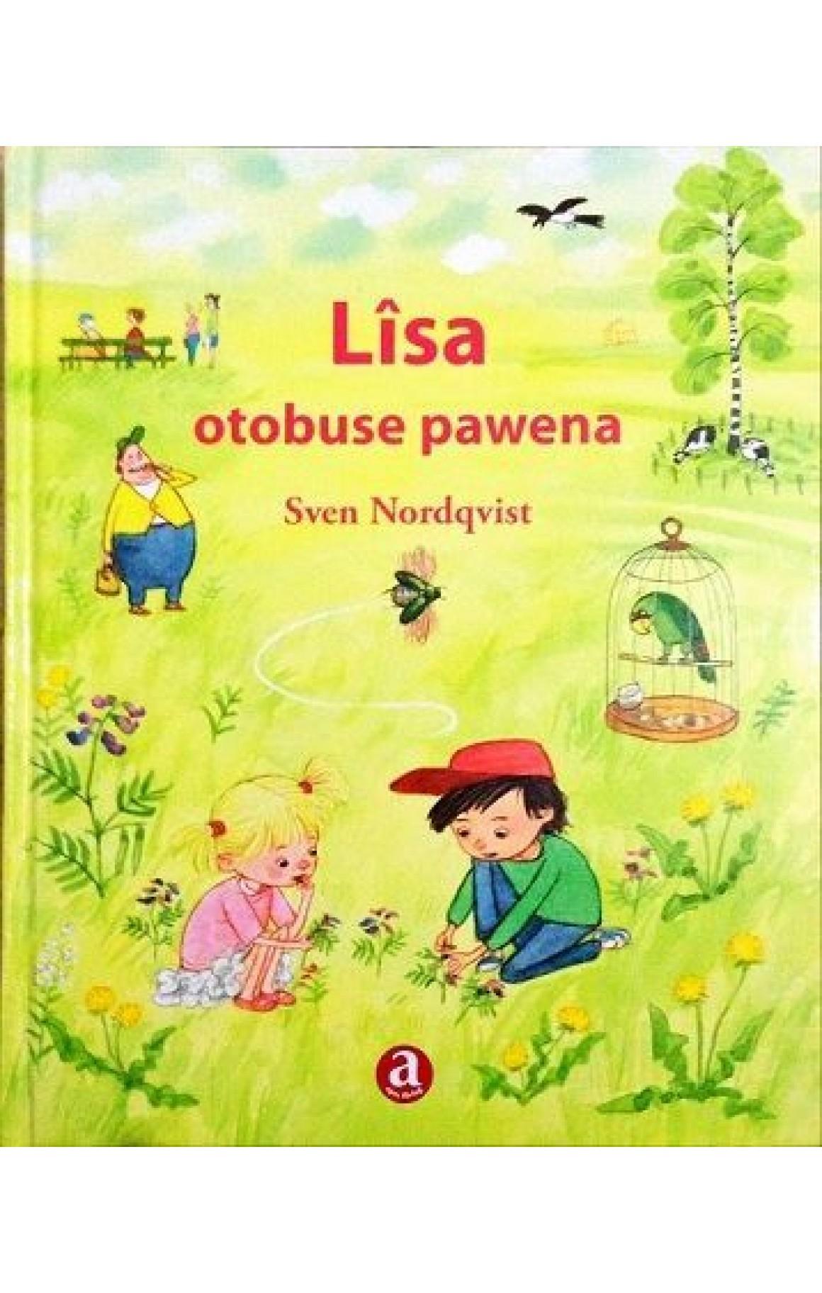 Lîsa Otobuse Pawena