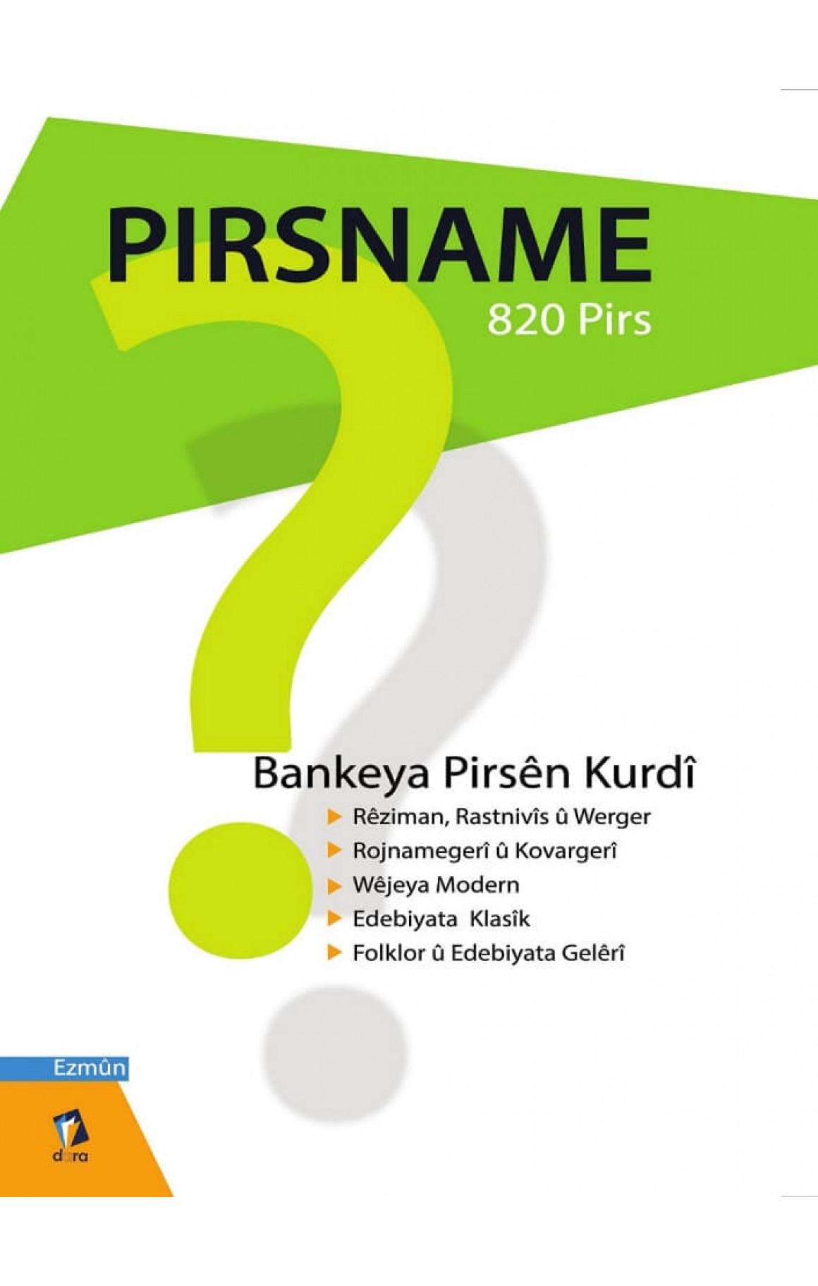 Pirsname - Bankeya Pirsên Kurdî