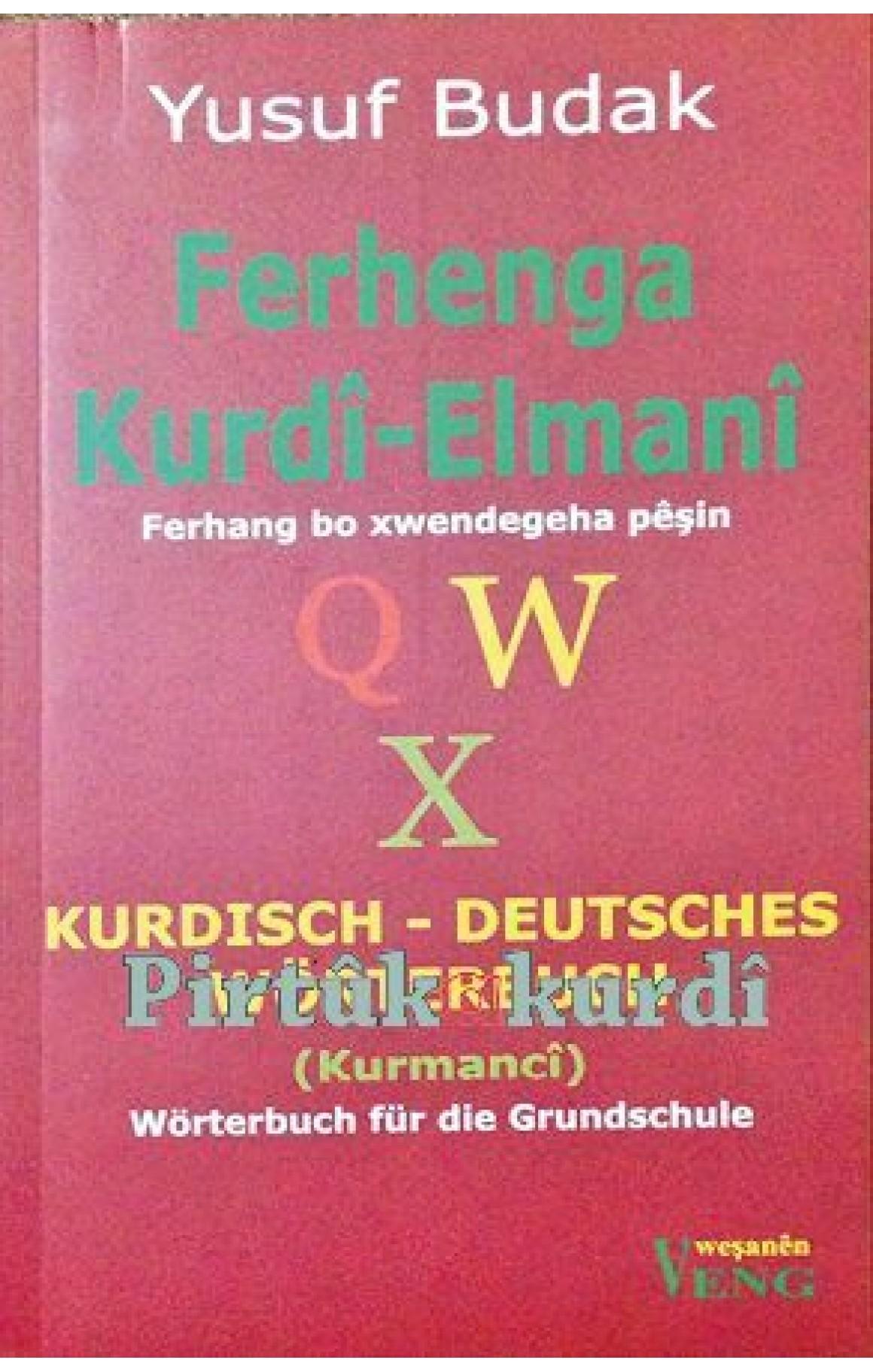 Ferhenga Kurdî Elmanî