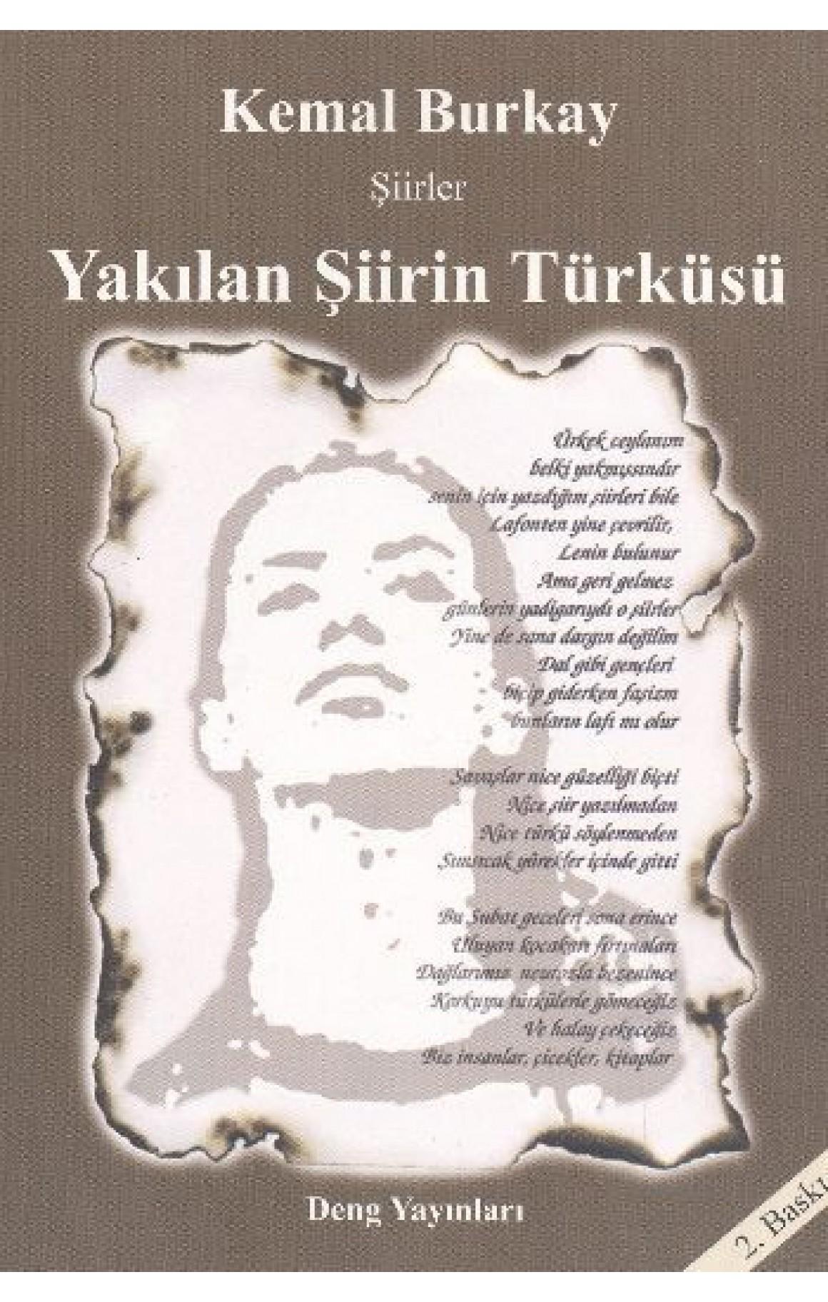 Yakılan Şiirin Türküsü
