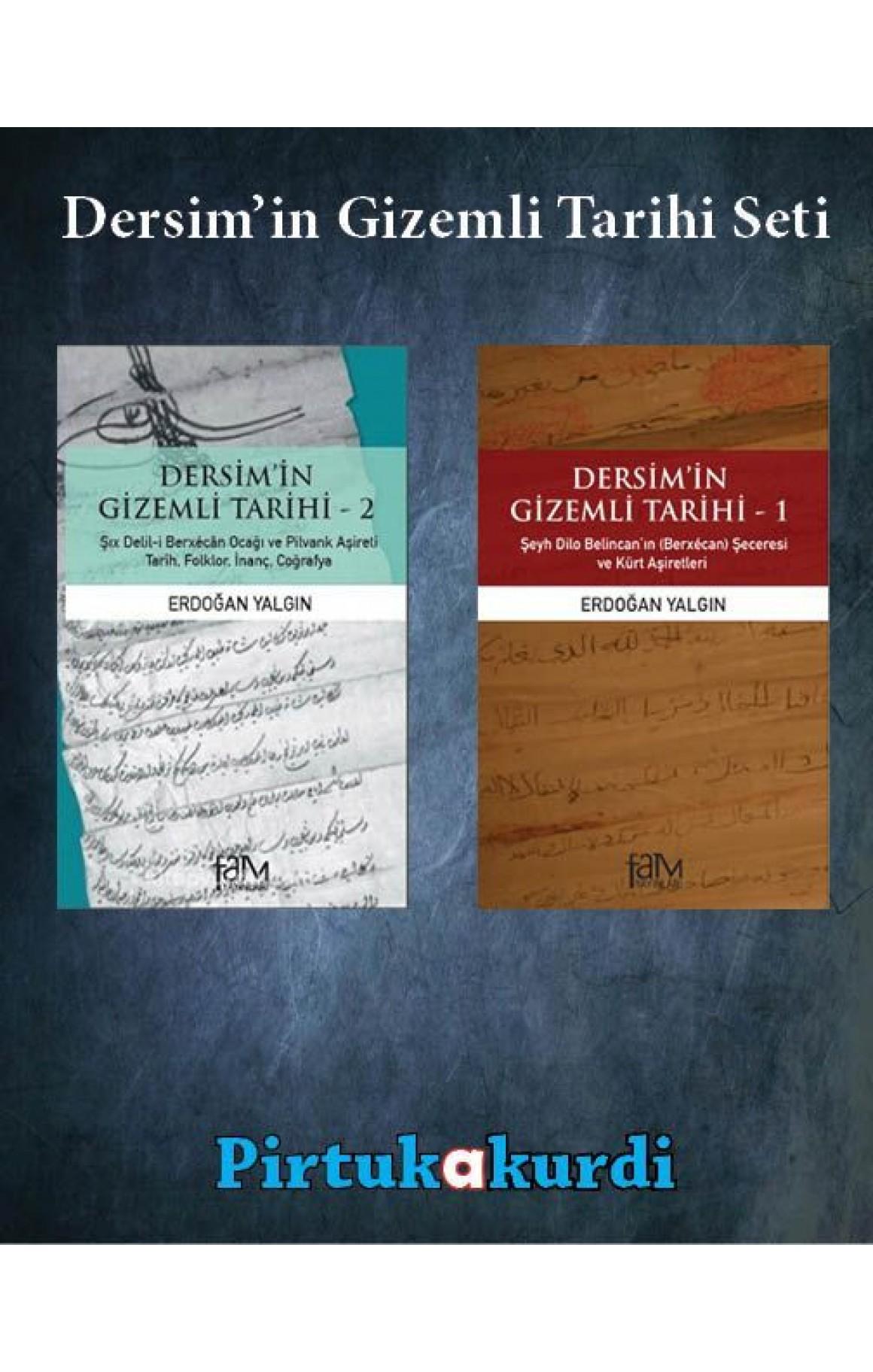 Dersim'in Gizemli Tarihi Seti