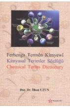 Ferhenga Termên Kîmyevî - Kimyasal Terimler Sözlüğü - Chemical Terms Dictionary