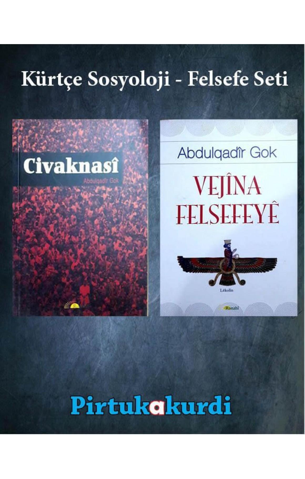 Kürtçe Sosyoloji - Felsefe Seti