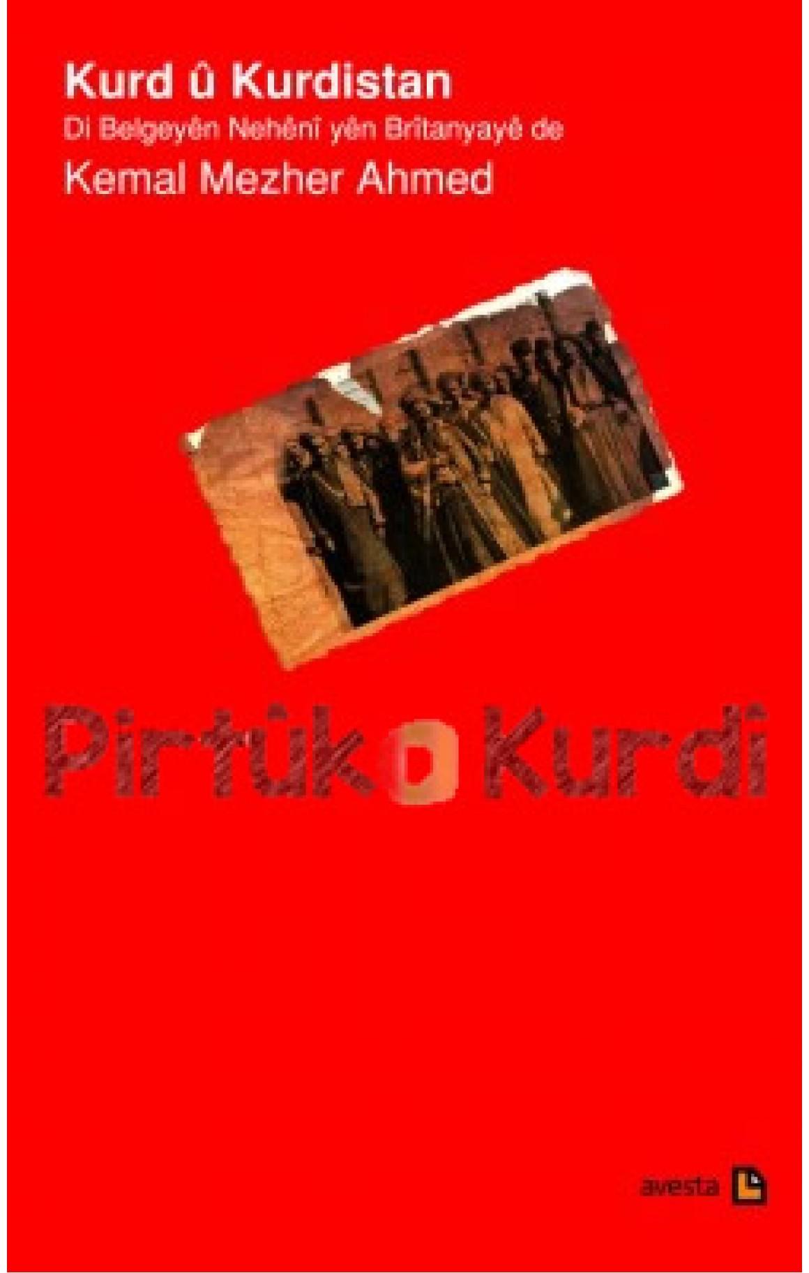 Kurd û Kurdistan-Di Belgeyên Nehênî yên Brîtanyayê de