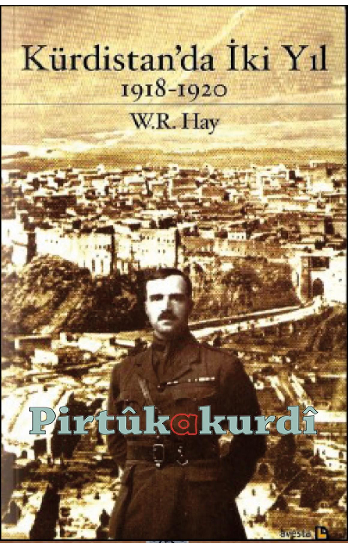 Kürdistan'da İki Yıl (1918-1920)