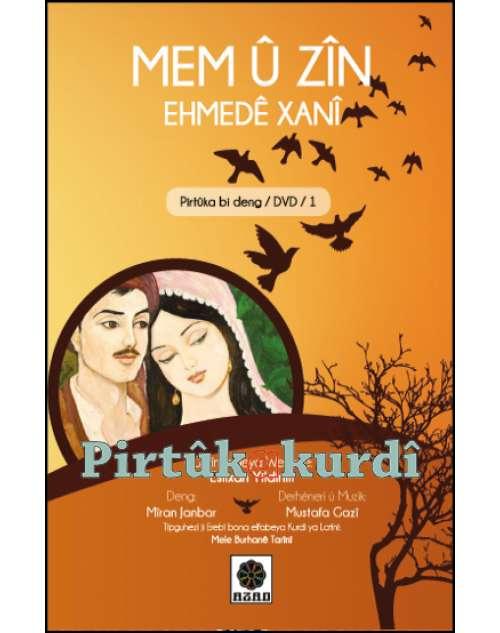 Mem û Zîn-Pirtûka Bideng/1 DVD