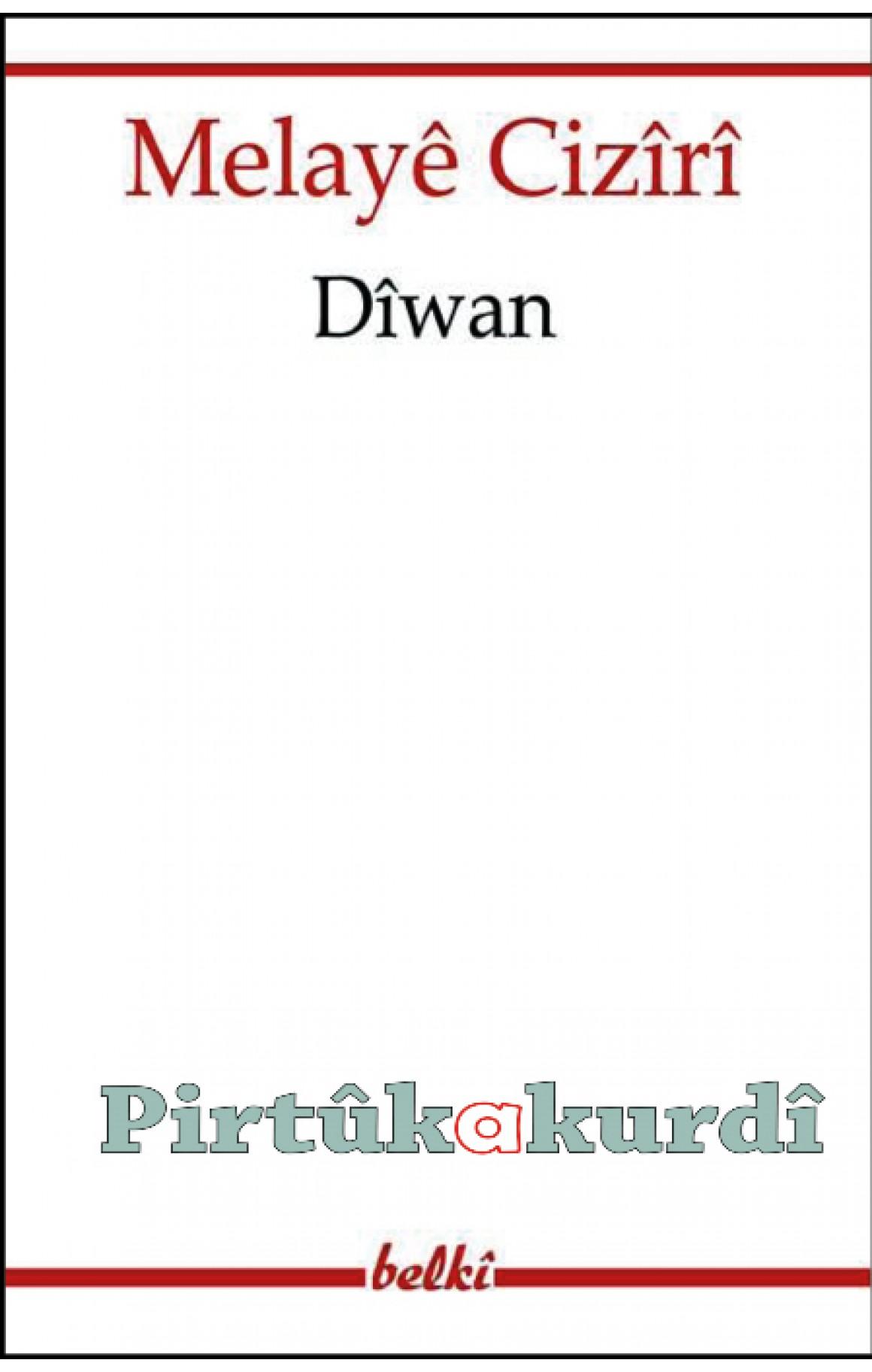Dîwan-Melayê Cizîrî