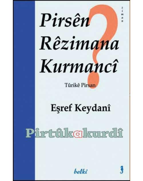 Pirsên Rêzimana Kurmancî (Soru Bank kurdî)
