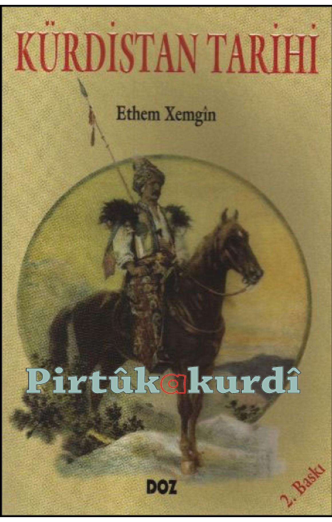 Kürdistan Tarihi-Ethem Xemgin