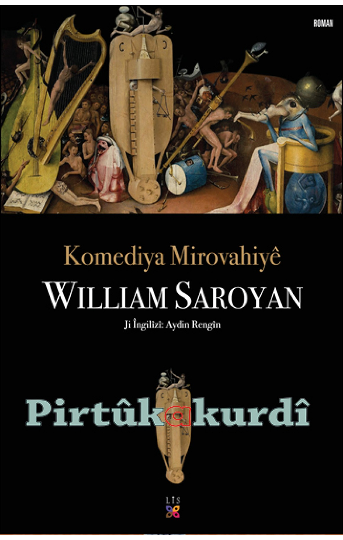 Komediya Mirovahiyê