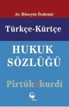 Türkçe - Kürtçe Hukuk Sözlüğü