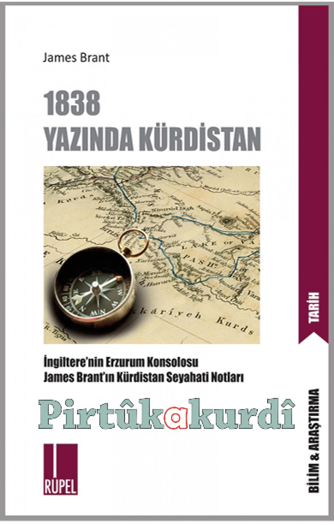 1838 Yazında Kürdistan