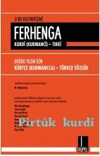 Ferhanga Kurdî (Kurmancî)-Tirkî