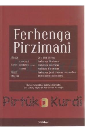 Ferhenga Pirzimanî - Çok Dilli Sözlük